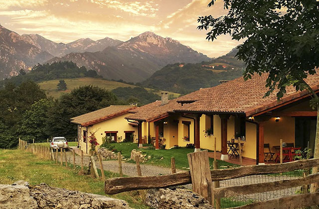 casas rurales gijon