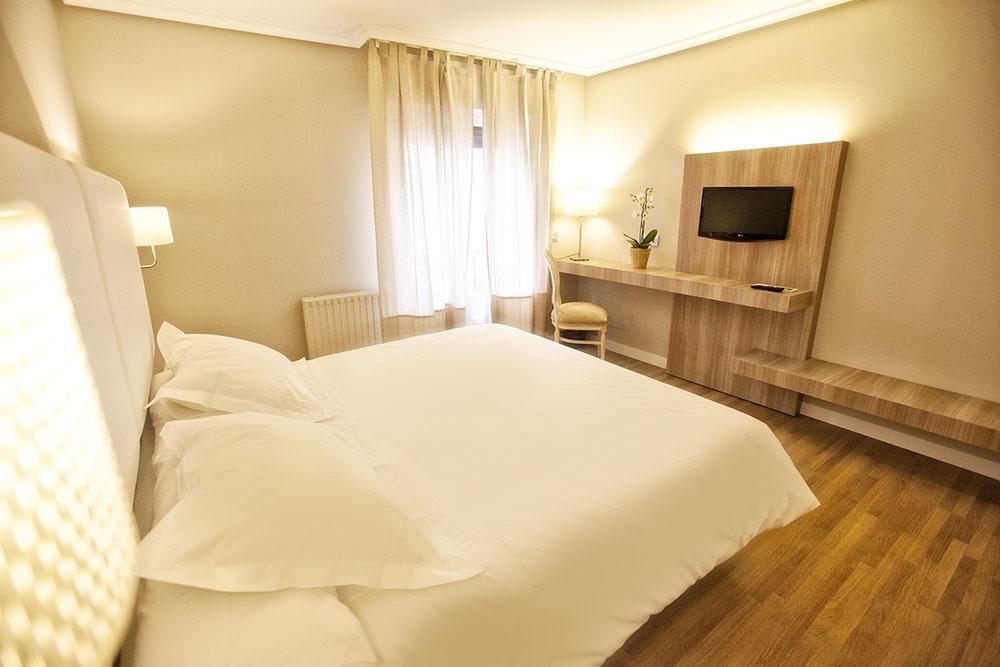 hoteles en gijon