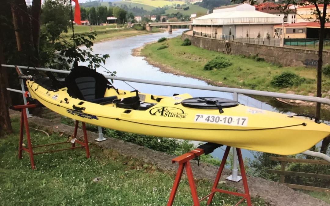 Venta de kayaks en la actualidad